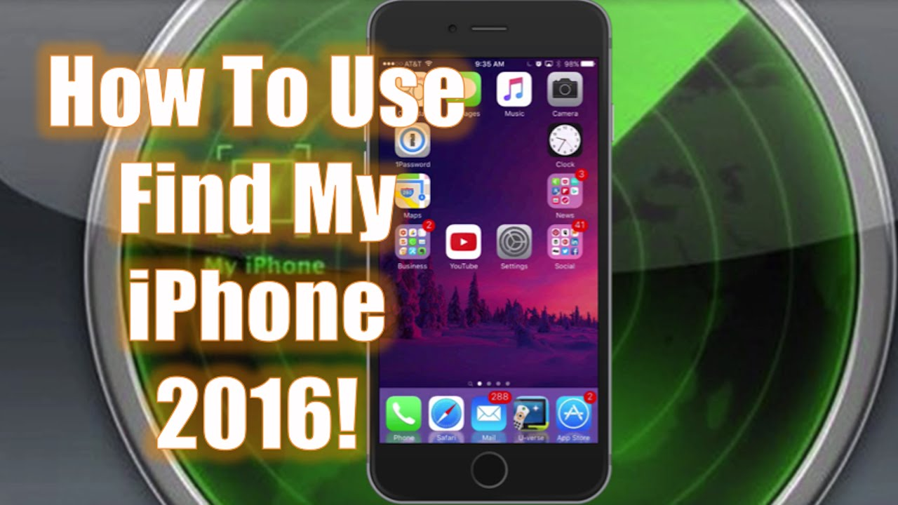 how to use find my iphone how to use find my iphone 2016 19258