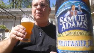 Video Drinkin' With The Beer Whisperer: Sam Adams Whitewater IPA! download MP3, 3GP, MP4, WEBM, AVI, FLV November 2017