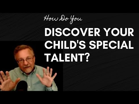 Nurturing a Gifted Kid's Talents