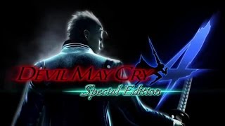 DmC - Devil May Cry 4: All Cutscenes FULL MOVIE 60fps 1080p HD