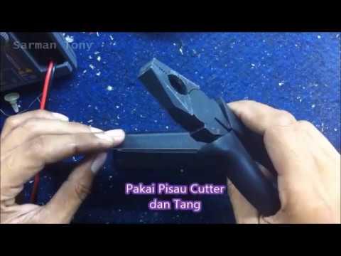 Cara Membuka Charger Laptop Dengan Cepat Youtube