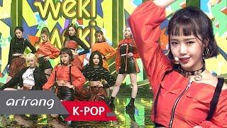 [Simply K-Pop] WekiMeki(위키미키) _ Crush(크러쉬) _ Ep.333 _ 101918