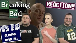 Breaking Bad | S5 E8 'Gliding Over All' | Reaction | Review
