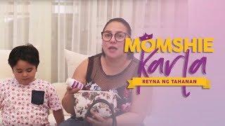 Ano ba ang laman ng bag ng isang Queen Mom? | Queen Mother: Reyna na Chikahan