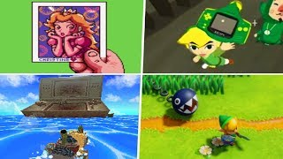 Evolution of The Legend of Zelda Easter Eggs (1986 - 2019)