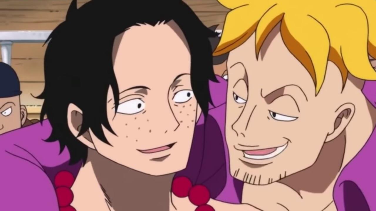 Marco và băng hải tặc râu trắng