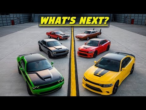 Next Generation 2021 Dodge Charger/Challenger – Which Platform & Powertrain Will They Have?