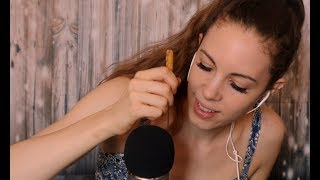 You Sleep You Lose #1 - Very Requested Trigger ASMR - Mic Scratching thumbnail