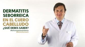 Dermatitis seborreica en el cuero cabelludo - #TuFarmacéuticoInforma