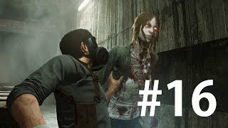 The Evil Within 2 🧠 Part 16 🧠 Gas Leaked Room