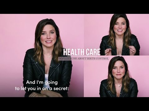 HEALTH Sophia Bush about birth control