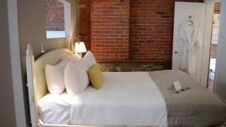 Quebec City Luxury Hotel: Le Saint Pierre, Auberge Distinctive
