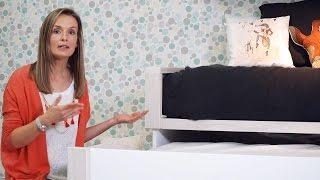Dormitorio juvenil Homage Géminis ELEGANTE y FUNCIONAL