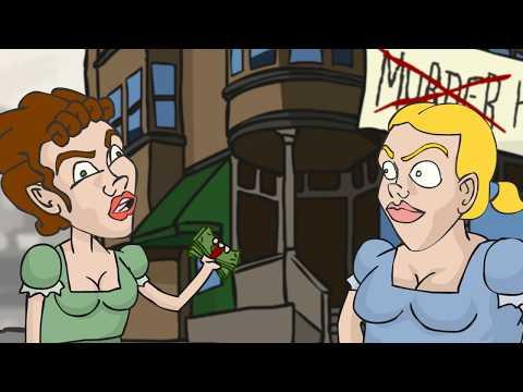 Minnie & Nannie (Last Podcast Animated)