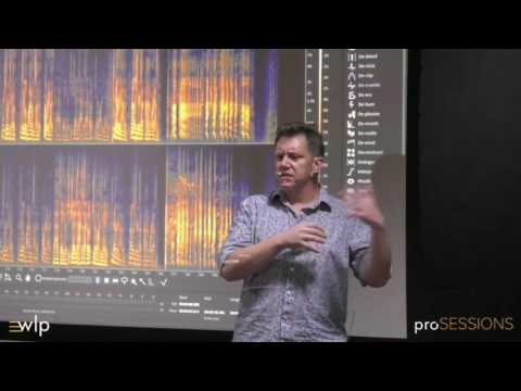 Attending the ProSession Series @WestLakePro - iZotope RX6 Launch