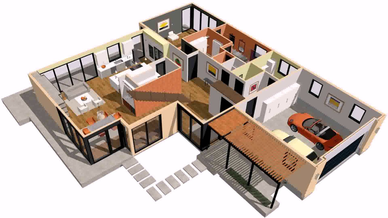 Free download 3d home design software full version with for Home design 3d gratis italiano