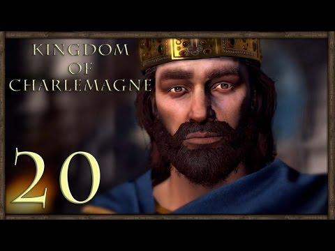[20] Total War: Attila - Age of Charlemagne - Kingdom of Charlemagne - Pagan Eradication |