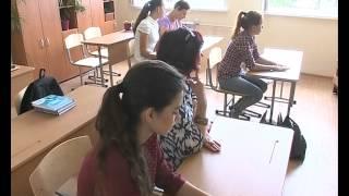Школьники беженцы
