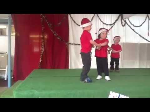 Navy Hale Keiki School XMAS Performance