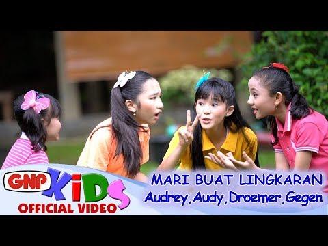 Mari Buat Lingkaran : Audrey - Audy - Droemer - Gegen