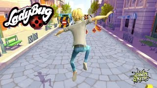 Miraculous Ladybug & Cat Noir #12 | LEVELS 44 - 48! ADRIEN: Collect awesome power-ups!