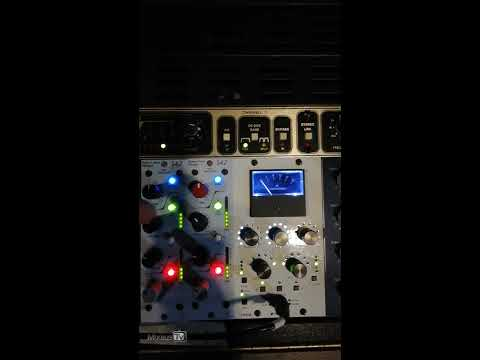 Mixing with Hardware: Analog Multiband Compression on Vocals and 2 BUS Mixdown (with settings)