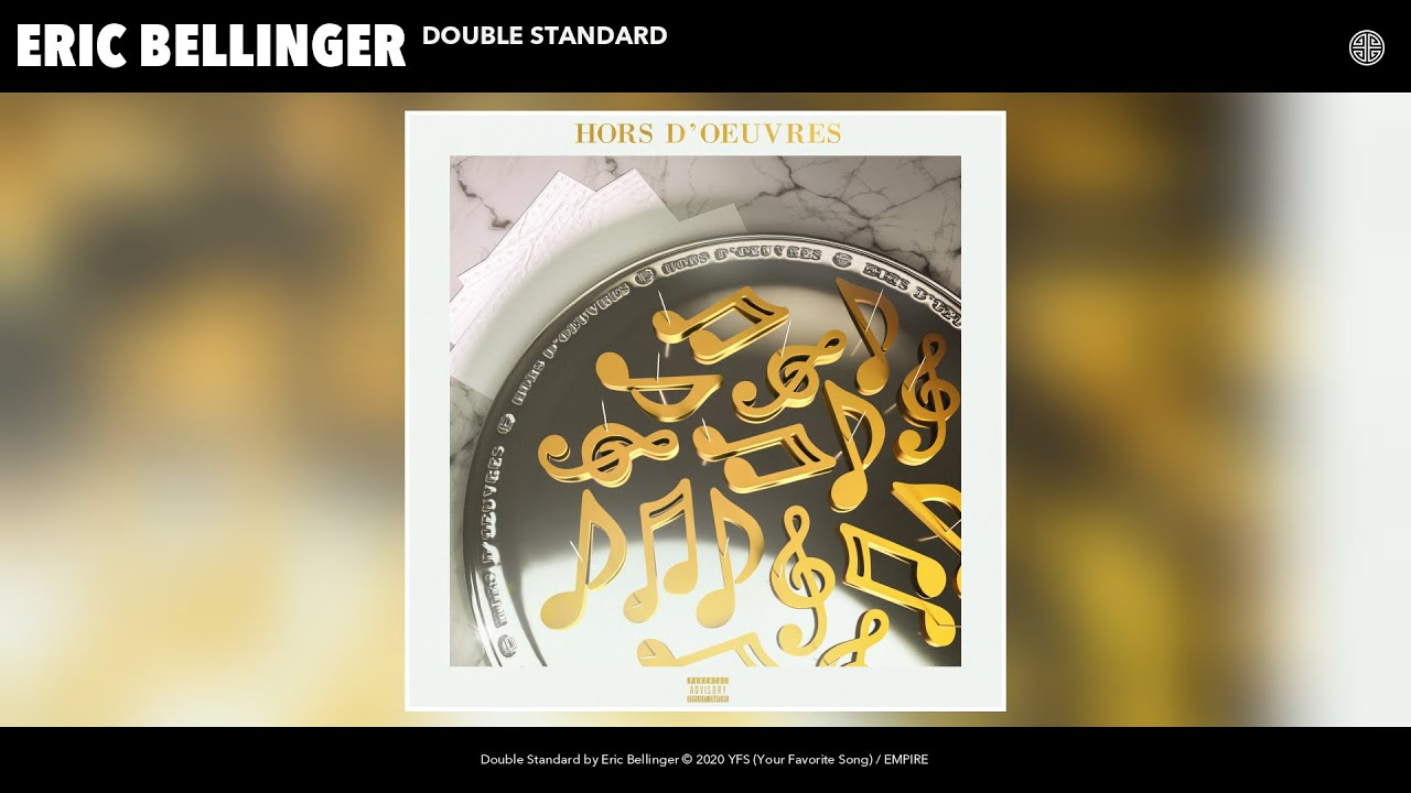 Eric Bellinger - Double Standard (Audio)