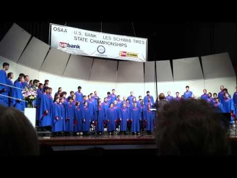 South Salem High School's Symphonic Choir @ State 2014 2/4