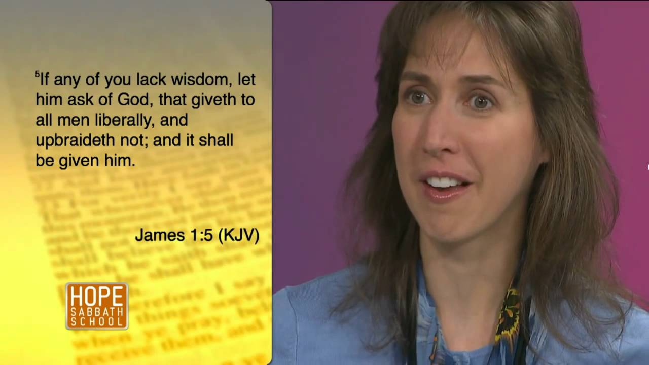 Lesson 2 - The Perfecting of Our Faith (4th Qtr 2014)
