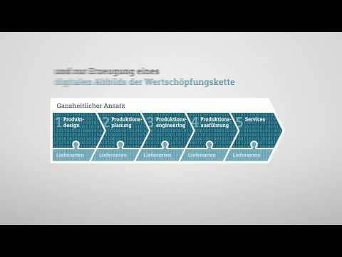 Digital Enterprise Software Suite – Die Antwort von Siemens auf die Anforderungen von Industrie 4.0