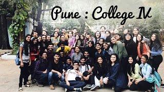 Travel Vlog : Pune   College IV   All India Radio   Chandni Dialani