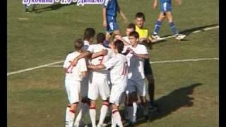 Буковина - Динамо Хм. - 2:0 (2-й гол, емоції Батюка)