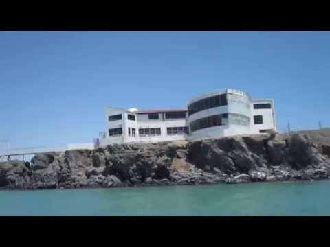 San Felipe Baja California Coastline - View From The Sea