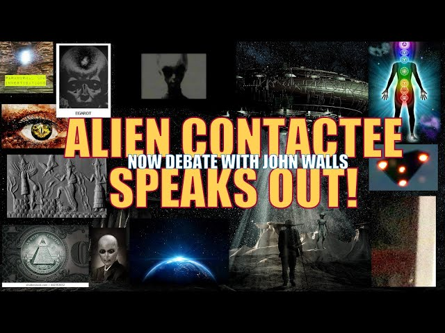 Interview with Alien Abductee John Walls... What did he experience? Part 2