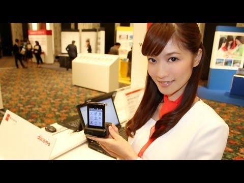S-MAX:LGエレクトロニクス製「Wi-Fi STATION L-02F」ファーストインプレッション