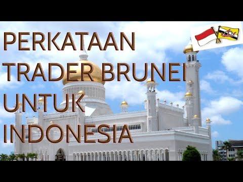 Apa kata trader Brunei Darussalam tentang kita?
