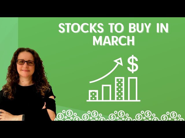 TOP 5 HIGH-GROWTH STOCKS FOR MARCH 2021 (Long-Term Investing)