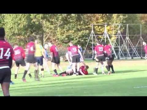 University of Essex 1st XV: 53 vs University College London: 17 - 2/11/2016
