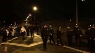 POLICE BRUTALITY November 25, 2014 RFK Bridge Triboro Plaza