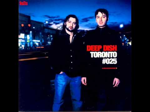 Deep Dish in Toronto Global Underground #025  cd1 (deep dish)
