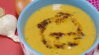 Sebzeli Mercimek Çorbası Tarifi ve Malzemeleri
