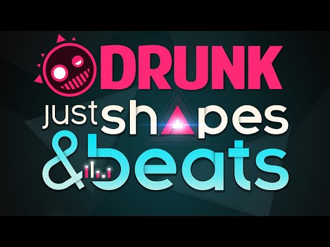 Beats By Drunks - Just Shapes and Beats Gameplay