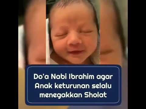 Doa Nabi Ibrahim Alaihissalam Agar Anak Keturunannya Menegakkan Sholat