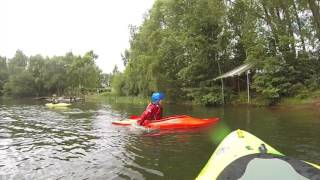 Slea Paddlers @Thurlby Lake June 2017