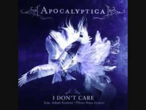 I Don't Care - Apocalyptica With Adam Gontier Lyrics In Description