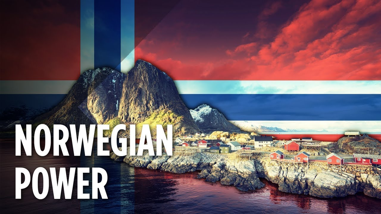 How did Norway became rich? Norwegian oil and gas ...