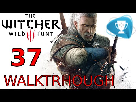 The Witcher 3 - a poet under pressure - a friend in need trophy - Walkthrough Part 37