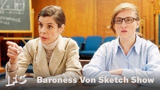 Sexy Time Travel | Baroness von Sketch Show | IFC
