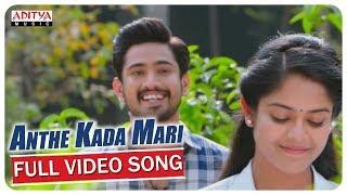 Anthe Kada Mari Full Video Song    Lover Songs    Raj Tarun, Riddhi Kumar    Dil Raju
