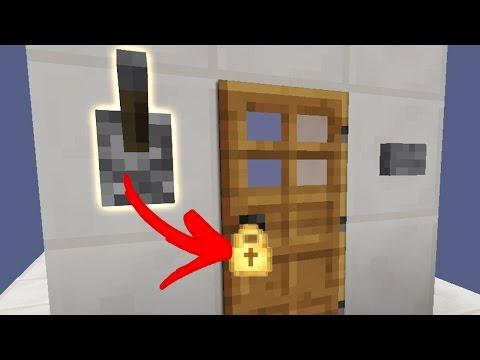как пастоить дверб в майнкрафте #8